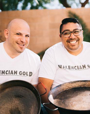 Valencian Gold Chefs