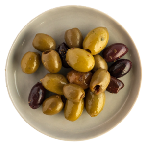 mixed-olives