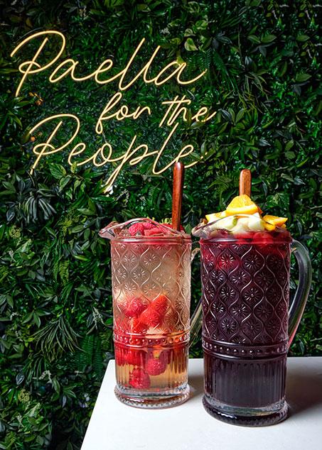 Spanish Drink Cocktails